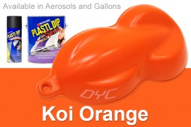 Koi Orange