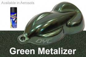Metalizer Green