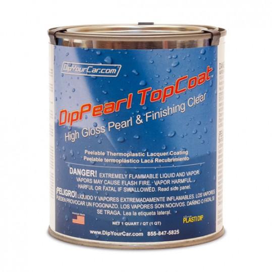 DipPearl TopCoat Quarts