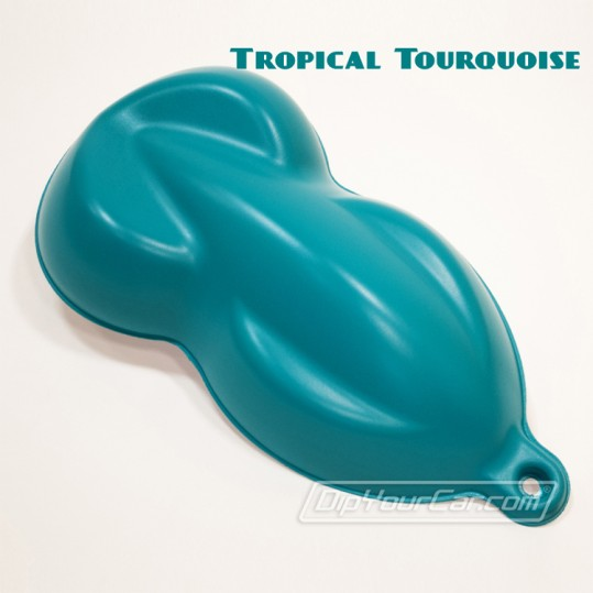 Tropical Tourquoise